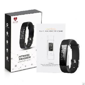 Buy China Wholesale Fitness Tracker Smart Bracelet Cheap Wristband From Funbravo Online