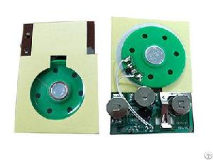 factory sound modules audio chips paper greeting cards funtek
