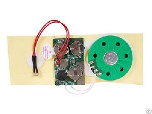 Funtek Music Sound Talk Chip Recordable Voice Module For Greeting Card Paper Gifts