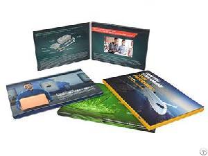 Funtek Oem Customized Video Brochure Marketing Tool For Brand Companies