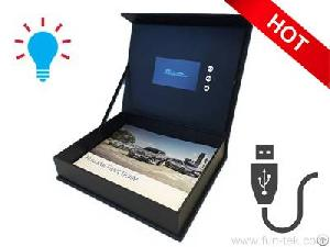 funtek video box mp4 player gift package