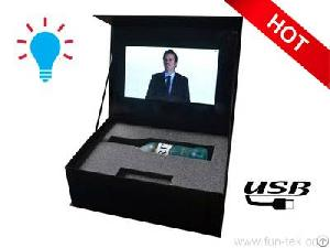shenzhen factory video boxes lcd packaging impactful impression