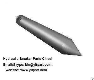 topa500 topa900 topa1400n hydraulic breaker hammer chisel tip moil point