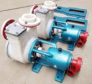 Fzb Self Priming Fluoroplastic Chemical Transfer Pump