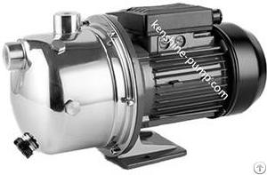 jetb stainless steel priming jet centrifugal pump