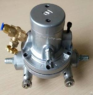 pneumatic diaphragm ink pump