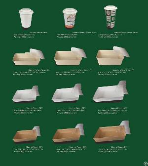 manufacturers 200ml disposable pulp green tableware paper cup