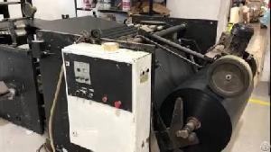 Garbage Bag Making Machine With / Without Draw Tape