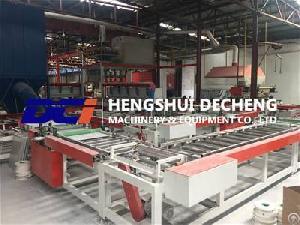 pvc lamination machinery