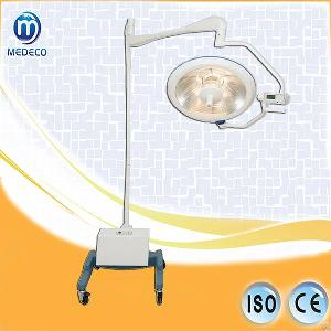 Hospital Equipment Surgical Light Operation Lamp Mobile Type With Battery Xyx-f500 Ecoa036
