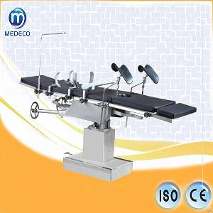 Medical Equipment Head-control Mechanical Hospital Table 3008b Head-control Mechanical