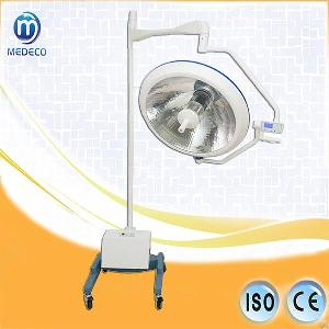 Surgical Equipment Operation Halogen Therapy Light With Ce / Iso Approved Mobile Type With Battery X