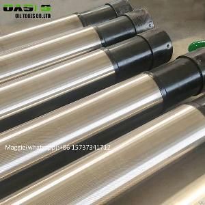 gravel pack multilayer filter layer screen water pipe
