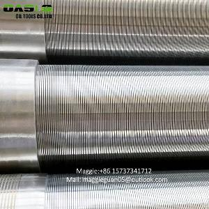 wine gas water wedge wire screen filter screening