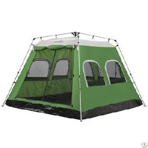 person hydraulic outdoor travelling picnic tent 6 windows h39