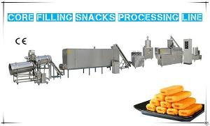 Snacks Extrusion Machine