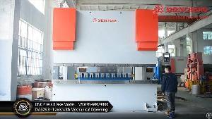 600ton cnc hydraulic press brake 4000mm sheet metal fabrication