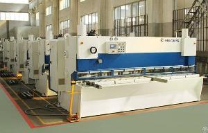australia cnc hydraulic metal plate shearing machine 6mm 3200mm