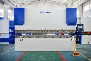 Cnc Hydraulic Bending Machine Standard Industrial Press Brake With Mechanical Compensation