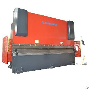 Cnc Hydraulic Brake Press Machine France 500t 6000mm Metal Plate Bending Process
