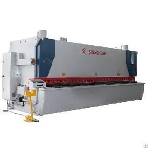 cnc hydraulic plate shearing machine thailand sheet metal fabrication
