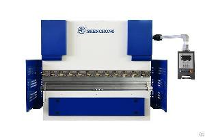 Cnc Hydraulic Press Brake Machine 63ton 2500mm France