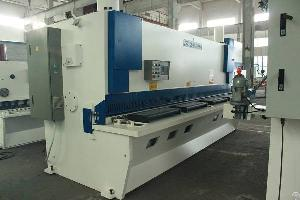 Cnc Sheet Metal Shear Australia With Electric Blade Clearance Adjustment