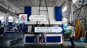 customized press brake goose neck die 250ton 3200mm