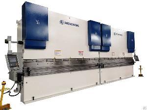 Egypt Tandem Press Brake Machine 800ton 8000mm Sheet Metal Bending