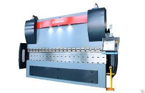electrical hydraulic cnc press brake machine supplier