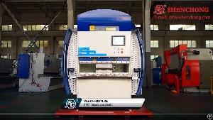 europe 20 ton cnc hydraulic press brake bending machine