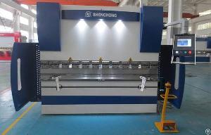 exported hydraulic cnc brake press machine 80ton