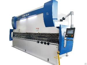 Hydraulic Cnc Press Brake Machine 200t 6000mm