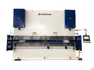 Metal Steel Plate Hydraulic Cnc Press Brake Machine Supplier Metal Bending Machine Factory