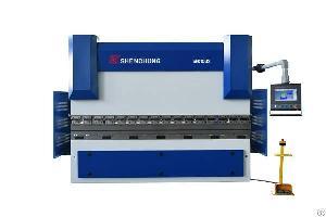multi axis 6 1 cnc hydraulic press brake energy saving plate bending machine