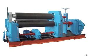 shenchong roll plate bending machine steel rolling