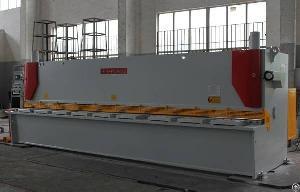 Steel Metal Hydraulic Guillotine Shearing Machine Price