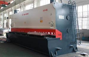 Vietnam Hydraulic Guillotine Cnc Plate Shearing Machine 20�6000mm Steel Metal Cutter