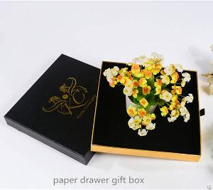 Paper Drawer Box For Gifts