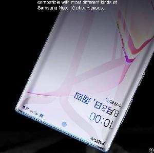 Anti-blue Light 9h Hardness Screen Protector For Samsung Note10 / 10
