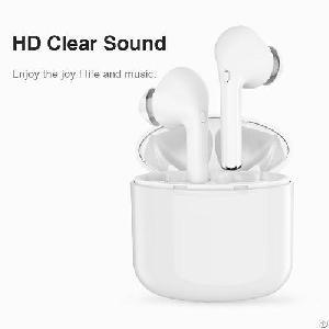 i9x comfortable wear wireless bluetooth earphone