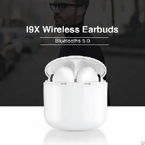 i9x hd clear sound wireless bluetooth earbuds