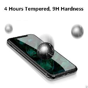iph xs 9h hardness glue galss screen protector