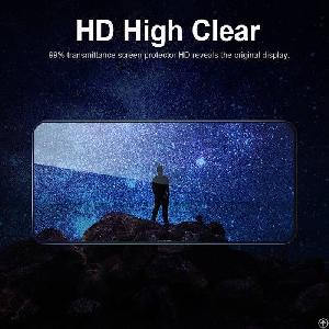 lito hd clear coverage glue glass screen protector iph 11