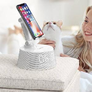 Oneder V02 Multi-function Wireless Charging Bluetooth Speaker