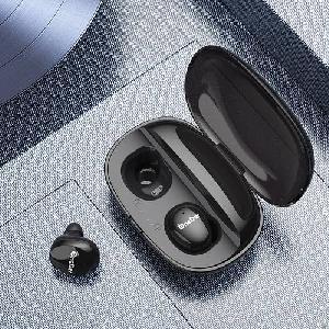 oneder w12 waterproof light carry wireless bluetooth earphones