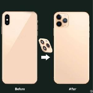 s coverage lens protection x xs 11 pro