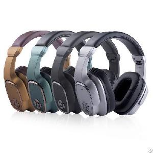 s2 2 1 adjustable handband bluetooth wireless speaker headphone