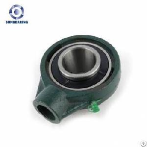 Sunbearing Ucha207 Green 35 92 116mm Chrome Steel Gcr15 Pillow Block Bearing