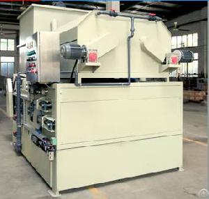 Belt Press Low Cost Sewage Sludge Dewatering Equipment